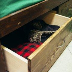 Хостел Найс Рязань Кровать в женском общем номере с двухъярусной кроватью фото 5