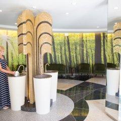 Отель Санаторий Egle Литва, Гарлиава - отзывы, цены и фото номеров - забронировать отель Санаторий Egle онлайн интерьер отеля