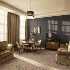 Гостиница Введенский 4* Люкс с различными типами кроватей