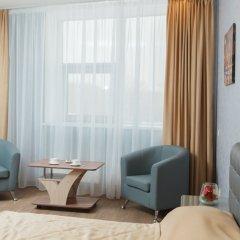Гостиница Вельвет в Екатеринбурге 2 отзыва об отеле, цены и фото номеров - забронировать гостиницу Вельвет онлайн Екатеринбург комната для гостей фото 5