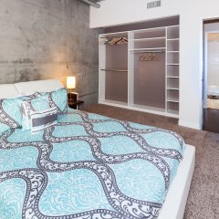 Отель Corporate Suites in Downtown LA near Staples Center США, Лос-Анджелес - отзывы, цены и фото номеров - забронировать отель Corporate Suites in Downtown LA near Staples Center онлайн комната для гостей фото 5