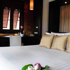 Отель Bhundhari Villas 4* Вилла с различными типами кроватей фото 7