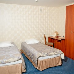 Гостиница AMAKS Центральная Стандартный номер разные типы кроватей фото 6