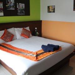 Green Harbor Patong Hotel 2* Стандартный номер разные типы кроватей фото 23