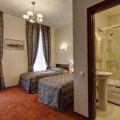 Мини-отель Соната на Невском 5 Стандартный номер разные типы кроватей фото 16