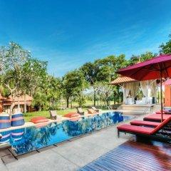 Отель Villa Laguna Phuket 4* Бунгало с различными типами кроватей фото 14