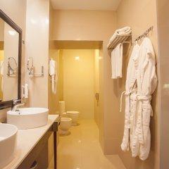 Гостиница Мартон Палас 4* Номер Бизнес с разными типами кроватей фото 10