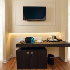 Гостиница Голубая Лагуна Люкс с различными типами кроватей фото 15