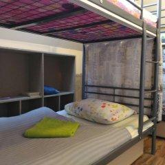 Хостел Кислород O2 Home Кровать в общем номере фото 14