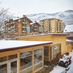Апарт-Отель Клуб Лукоморье Стандартный номер с разными типами кроватей фото 6