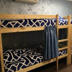 Хостел Аквариум Кровать в мужском общем номере с двухъярусными кроватями фото 2