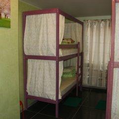 Хостел РусМитино Кровать в мужском общем номере с двухъярусными кроватями фото 2