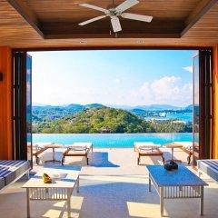 Sri Panwa Phuket Luxury Pool Villa Hotel комната для гостей фото 8