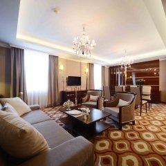 Отель LOTTE City Tashkent Palace Узбекистан, Ташкент - 2 отзыва об отеле, цены и фото номеров - забронировать отель LOTTE City Tashkent Palace онлайн комната для гостей фото 2