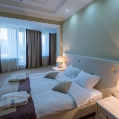 Гостиница Звёздный WELNESS & SPA Апартаменты с различными типами кроватей фото 11