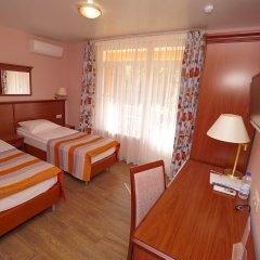 Парк-отель ДжазЛоо 3* Стандартный номер с двуспальной кроватью фото 4