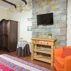 Гостиница Три Мушкетера 2* Люкс с разными типами кроватей фото 4