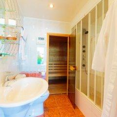Гостиница Белый Грифон Апартаменты с различными типами кроватей фото 12
