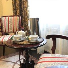 Арт-отель Пушкино Улучшенный номер с разными типами кроватей фото 2