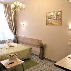 Мини-Отель Меланж Студия с различными типами кроватей фото 8