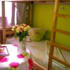 Мини-Отель Provans на Тверской Кровать в мужском общем номере двухъярусные кровати фото 3