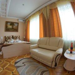 Гостиница Императрица Номер Делюкс с разными типами кроватей фото 26