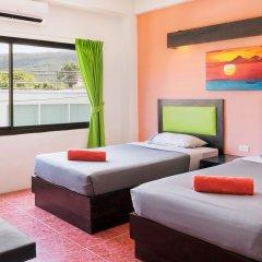 Art Hotel Chaweng Beach 3* Стандартный номер с 2 отдельными кроватями фото 2