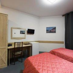 Мини-Отель Новотех Стандартный номер с различными типами кроватей фото 17