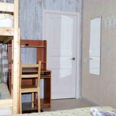 Хостел на Гуртьева Стандартный номер с различными типами кроватей фото 9