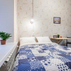 Апартаменты Гости любят на Блохина Студия разные типы кроватей фото 2