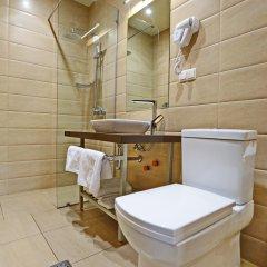 Май Отель Ереван 3* Номер Делюкс с различными типами кроватей фото 3