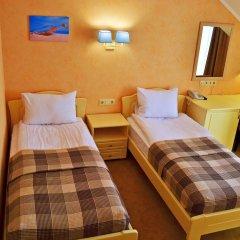 Гостиница Ajur 3* Стандартный номер с разными типами кроватей фото 2