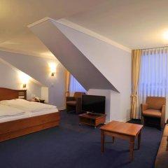 Hotel Concorde München 4* Стандартный номер с различными типами кроватей