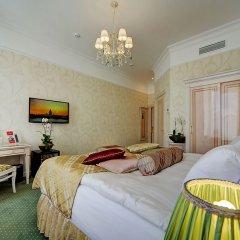 Бутик-отель Золотой Треугольник 4* Номер Делюкс с разными типами кроватей фото 43