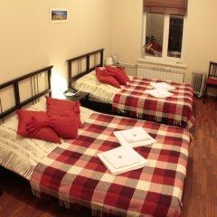 Мини-отель Мансарда Стандартный номер с разными типами кроватей (общая ванная комната) фото 7