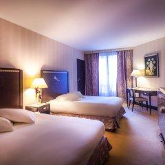 L'Hotel du Collectionneur Arc de Triomphe 5* Улучшенный номер разные типы кроватей фото 6
