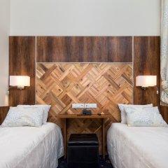 Гостиница Новая История Номер Эконом с различными типами кроватей