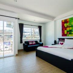 Colora Hotel 3* Номер Делюкс с различными типами кроватей фото 2