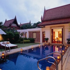 Banyan Tree Phuket Hotel 5* Вилла Премиум разные типы кроватей фото 22
