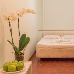 Гостиница Андрон на Площади Ильича Номер Эконом разные типы кроватей фото 3