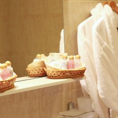 Гостиница Золотой Дельфин 3* Люкс с различными типами кроватей фото 13