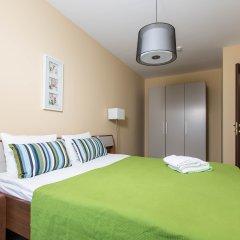 Апарт-Отель Skypark Апартаменты с разными типами кроватей фото 18