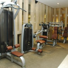 Отель The LaLiT New Delhi фитнесс-зал фото 3