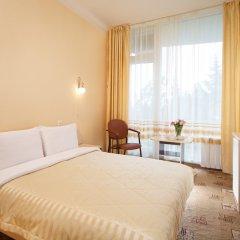 Гостиница Санаторно-курортный комплекс Знание 3* Стандартный номер с разными типами кроватей фото 7