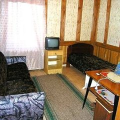 Гостиница Селигер Кровать в общем номере с двухъярусной кроватью фото 4