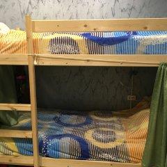 Хостел Аквариум Кровать в общем номере с двухъярусными кроватями фото 19