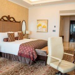 Лотте Отель Москва 5* Улучшенный номер разные типы кроватей фото 7