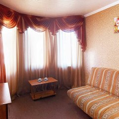 Мини-отель Банановый рай Полулюкс с разными типами кроватей фото 4