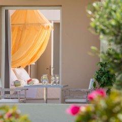 Notos Heights Hotel & Suites 4* Студия с различными типами кроватей фото 4