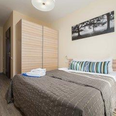 Апарт-Отель Skypark Улучшенные апартаменты с разными типами кроватей фото 12